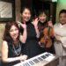 マンマミーエ8周年記念イベントライブBy Shiori(vo), Gumi(viln), Eva(p) Trio